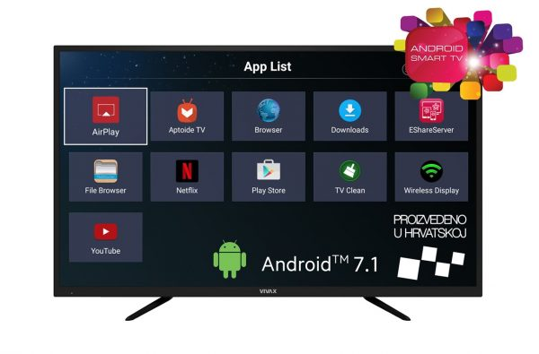 VIVAX IMAGO LED TV-55UHD96T2S2SM